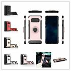 Ring Holder Kickstand Case w Metal Plate for Magnetic Holder for Galaxy Note 8