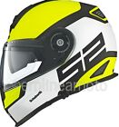 Casque Intégral Schuberth S2 Sport Elite Yellow
