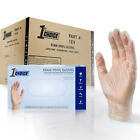Kyпить 1st Choice Clear Exam Vinyl Latex Free Disposable Gloves (Case of 1000) на еВаy.соm