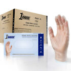 Внешний вид - 1st Choice Clear Exam Vinyl Latex Free Disposable Gloves (Case of 1000)