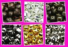 UK SUPPLIED - 25mm Cat Metal Jingle Bells in Various Colours and Packs