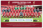 Liverpool FC Team Photo 2017 / 2018 Season Poster New - Maxi Size 36 x 24 Inch