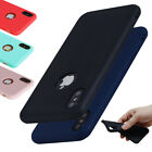 Ultra Thin Hybrid TPU Silicone Soft Rubber Case Protector Cover For iPhone X