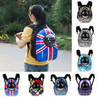 Breathable Dog Cat Pet Backpack Carrier Outdoor Trave Space Capsule Bag NEW