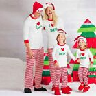 boy girl matching pajamas - Cotton Clothes Family Matching Pajamas Outfits Women Baby Kids Nightwear Gifts