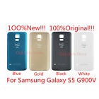 OEM Battery Back Cover Glass Replace For Samsung Galaxy S5 Verizon G900V