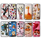Cute Bird Pet Animal Design Hard Case Cover Skin for iPod Touch 5 5th generation