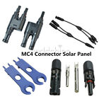 Внешний вид - 1Pair 2PCS MC4 Y/T Type Male Female Cable Connector Wrench Solar Panel Adapter