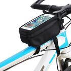 Cycling Frame Front Tube Bags Bike Bicycle Cell Phone Touch Screen Pouch Bag Box
