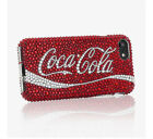 Customized Coca Cola Bling crystals phone case for various phone,phone cover £12.99  on eBay