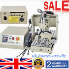 4AXIS CNC ROUTER 800W VFD ENGRAVER/ENGRAVING 3020 DRILLING MILLING MACHINE USB