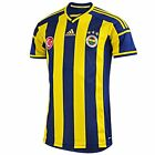 2014-2015 Fenerbahce Adidas Home Football Shirt (Kids)