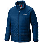 """New Mens Columbia """"Crested Butte II"""" Omni-Heat Insulated Winter Jacket Coat"""
