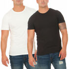 ONLY & SONS HERREN T-SHIRT IM BASIC LOOK onsMUSCLE FIT O-NECK S-XL 2 FARBEN, NEU