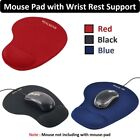 Anti Slip Silicone Comfort Wrist Gel Rest Support Mat Mouse Mice Pad Laptop PC
