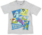 Toddler Disney Monsters University T-Shirt Grey