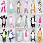 Unisex Adult  Animal Onesie9 Xmas Anime Cosplay Pyjamas Kigurumi Fancy Dress UK
