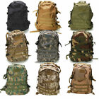 40L Every Day Carry Tactical Assault Bag 3D Backpack Hiking  Outdoor Sports New