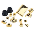 Replacement Full Buttons Set Kit Triggers Custom Mod for Sony PS4 Controller