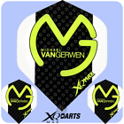 Michael Van Gerwen Dart Flights (2018 Designs) - Various Designs Available