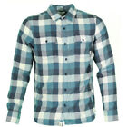 Vans Alameda Mens Shirt Long Sleeve - Dress Blues Blue Ashes All Sizes