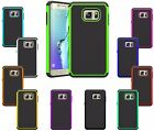 Shockproof Defender Heavy Duty Armour Case Cover For Samsung Galaxy S7 Edge
