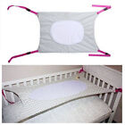 Baby Folding Oxford Cloth Cot Bed Travel Playpen Hammock Holder Crib Portable HU