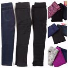 Внешний вид - Girls Lee Jeggings Lot of 3 Pair French Terry Variety Sizes and colors