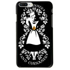 Alice in Wonderland Cheshire Soft TPU Case Cover For iphone 7 Plus 8 6S XS Max