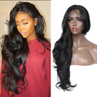 lace front wigs for black hair - Synthetic Lace Front Wigs Brazilian Body Wave Hair Wigs With Baby Hair For Women