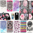 New Bas-relief Flip Leather Stand Case Wallet Cover For iPhone SE 6S 7 8 Plus X