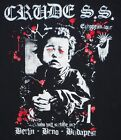 Crude SS - Who Will Survive in Berlin Brno Budapest shirt/New/S M L (Black)  image