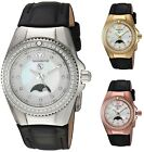 Technomarine Women's Eva Longoria Moonphase 34mm Watch - Choice of Color