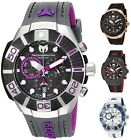 Jewelry Watches - Technomarine Men's Black Reef 500M Chronograph 45mm Watch - Choice of Color