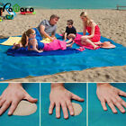 Sand Proof Beach Blanket - Very Versatile -2 Sizes- 3 Colors- Free Delivery