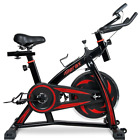 ironman spin bike - Merax indoor Cycling Bike Spinning Bike Home Gym Trainer Exercise Bicycle