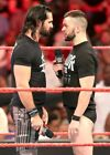 Finn Balor & Seth Rollins WWE 4x6 8x10 Photo (Select Size) #271