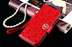For Samsung Note 5 Michael Kors Glossy flip cover case with retail packaging