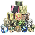 Army Camo Wrap Rifle Gun Shooting Hunting Camouflage Stealth Webbing Tape UP