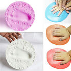 Super Soft Air Drying Clay Handprint Footprint Kit Casting For Unisex Baby