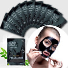 10 Pilaten blackhead remover -deep cleansing black mud mask-acne pore strip peel