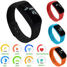 Smart Watch Bracelet Band Bluetooth v4.0 Trajectory Record Sleep Sport Pedometer