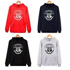 18 Men Women Hogwarts Harry Potter Hoodie Sweatshirt Sports Sweater Top Pullover