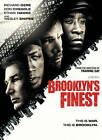 Brooklyn's Finest * Richard Gere, Wesley Snipes * DVD 2010 New * Slipcover