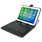 "For Tablet 9.7"" Tablet Case Cover with Keyboard"