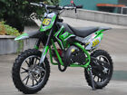 High Performance KXD49 50cc  Kids Mini Dirt Bike With Sports Tuned Race Engine