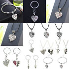 Pet Paw Cat Dog Memorial Gift Necklace Pendant Jewelry Bracelet Keyring Keychain
