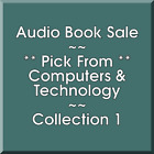 Audio Book Sale: Computers & Technology (1) - Pick what you want to save