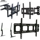 Fixed, Tilt, or FULL MOTION TV WALL MOUNT BRACKET 32 40 42 46 50 55 60 65 70 75