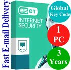 ESET Internet Security 1 PC (Unique Global Key Code) 2019